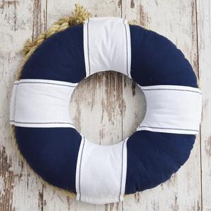 Egyedi tengerész párna (NoaNoa) - Meska.hu