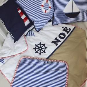 NOÉ marózos ágynemű - takaró+párna (NoaNoa) - Meska.hu
