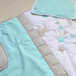 Macis ágynemű - takaró+párna, Gyerek & játék, Gyerekszoba, Falvédő, takaró, Festett tárgyak, Mindenmás, Egyedi, bababarát textilekből készült ágynemű szettet kínálunk.\n\nÁgyneműszett felépítése:\n-két réte..., Meska