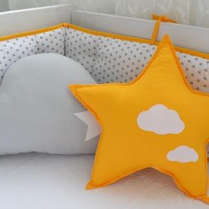 Csillag párna - egyedileg készült párna (NoaNoa) - Meska.hu