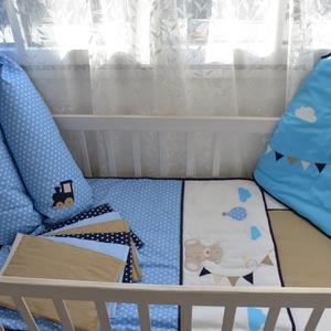 Hálózsák - Blue bunting (NoaNoa) - Meska.hu