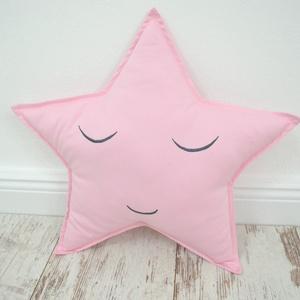 Csillag párna - Liza style (NoaNoa) - Meska.hu