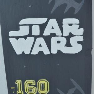 MAGASSÁGMÉRŐ - Star wars (218.) (NoaNoa) - Meska.hu