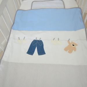 Ágynemű szett - takaró+párna  (NoaNoa) - Meska.hu