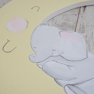 Elefántos dekor szett (NoaNoa) - Meska.hu