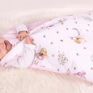 Tündérország baba és gyermek hálózsák 0-6 hó, normál (Nobile) - Meska.hu