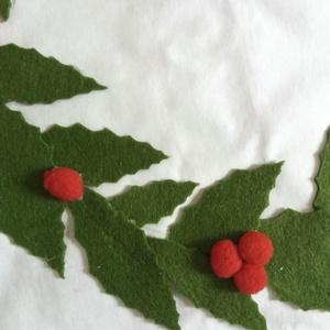 Karácsonyi papírzsák, tároló (Noemi8501) - Meska.hu