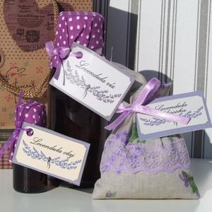 Levendula ajándék csomag  (Nolltanya) - Meska.hu