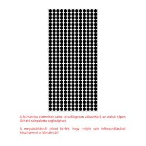 Falmatrica_Polka dots 2 (norbDSGN) - Meska.hu