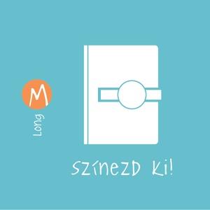 M-es,'KORONGOS' típusú notesz/határidőnapló BORÍTÓ-Állítsd össze a saját noteszedet! (noteshell) - Meska.hu