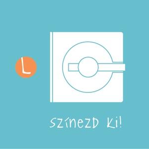 L-es,'KORONGOS' típusú notesz/határidőnapló BORÍTÓ-Állítsd össze a saját noteszedet! (noteshell) - Meska.hu