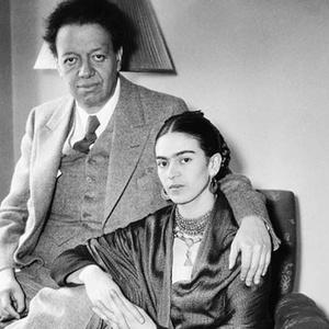 Frida Kahlo és Diego Rivera -Híres párok sorozat (novadesignshop) - Meska.hu