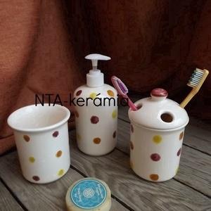 A Te-vidám egyedi kerámia fürdőszoba szetted (ntakeramia) - Meska.hu