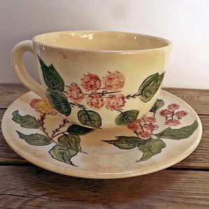 Szedres  fél literes tea imádóknak (ntakeramia) - Meska.hu