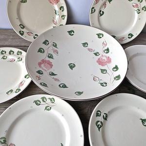 Rózsás-romantikusan sütizni ünnep és hétköznapokon is (ntakeramia) - Meska.hu
