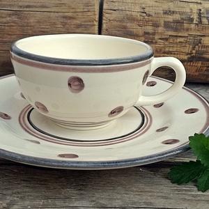kávé-őz -barna  tea imádóknak , Otthon & lakás, Konyhafelszerelés, Bögre, csésze, Dekoráció, Esküvő, Kerámia, Aki a teát szereti nem vár a hűvös,teát kortyolgató időre. Lehet szálas vagy filteres,gyümölcs vagy ..., Meska