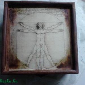 Vitruvian Man... (nyilike) - Meska.hu