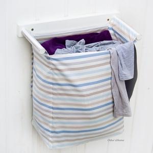 Szennyestartó, falra szerelhető textil zsák - fali szennyes tartó - plüss állat tároló - függő textil kosár - zsák (OdorsHome) - Meska.hu