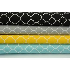 Falra szerelhető tároló . Textil tároló . Textil kosár . Rendszerező . Menta színű marokkói mintás dekor . Újságtartó (OdorsHome) - Meska.hu
