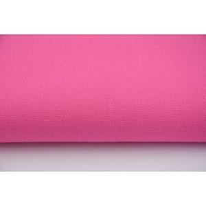 Pink színű vastagabb vászon anyag - sötétebb rózsaszín vászon - home decor lakástextil, Textil, 100 % pamut home dekor textil pink színben, egyszínű sötétebb rózsaszín árnyalatban erős vászon  Any..., Meska