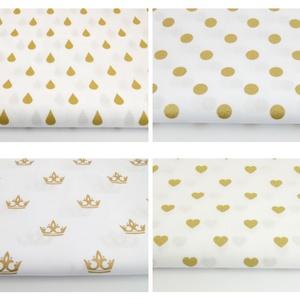 Szennyestartó arany fehér színben - fali szennyes tartó - plüss állat tároló - függő textil kosár - textil zsák (OdorsHome) - Meska.hu