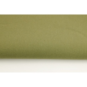Khaki színű vastagabb vászon anyag - home decor lakástextil, terep zöld, Textil, Vászon, 100 % pamut home dekor textil terepzöld, khaki színben, egyszínű kellemes árnyalatban erős dekorvász..., Meska
