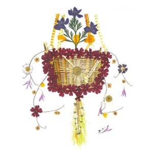10 db Üdvözlőlap, préselt virág nyomat, ajándék, , Otthon & Lakás, Papír írószer, Képeslap & Levélpapír, Fotó, grafika, rajz, illusztráció, Mindenmás, 10 db Üdvözlőlap, préselt virág nyomat - FMS O 075\n\nA virágok életében, a préselés, olyan, mintha me..., Meska