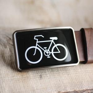 Bicikli övcsat (fekete), Táska, Divat & Szépség, Férfiaknak, Öv, Ruha, divat, Ha SÜRGŐS, kérdezz vásárlás előtt, lehet, hogy van belőle kész darabom is. _________________________..., Meska