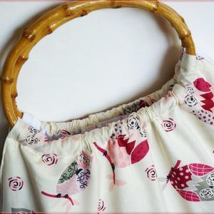 Baglyos táska (pannika) - Meska.hu