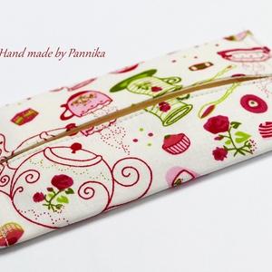 Zsebkendőtartó  mesekonyha (pannika) - Meska.hu
