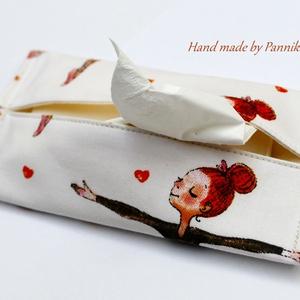 Zsebkendőtartó  balerina (pannika) - Meska.hu