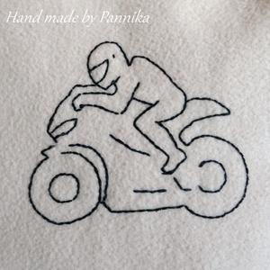 Párnahuzat motorosoknak (pannika) - Meska.hu