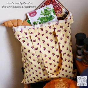 Bevásárló szatyor, amit hajtogass be a táskádba és legyen mindíg kéznél! - Meska.hu