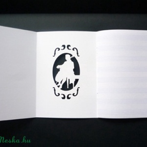 Hangjegyfüzet (papirforma) - Meska.hu