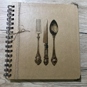 Régimódi recepteskönyv (papirosbolt) - Meska.hu