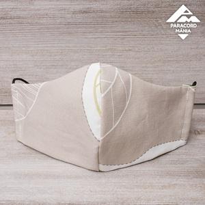 • Késztermék • Arcmaszk - mosható, többször használható pamut anyagból (paracordmania) - Meska.hu