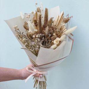"""Szárazvirág csokor, Otthon & Lakás, Dekoráció, Csokor & Virágdísz, Hogy én miért szeretem? Akár """"örökké """" tartós , hiszen a növények szárítva vannak. Ha éppen nincs vi..., Meska"""