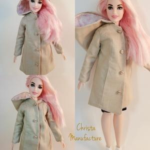 Barbie kabát - Meska.hu