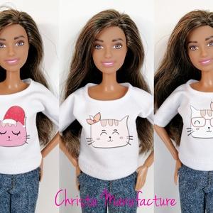 Barbie felső - Meska.hu