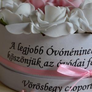 Óvónéniknek Ballagási szöveges box (ZsanPhilip) - Meska.hu