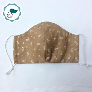 Egyedi szájmaszk - felnőtt virágos női és teenager szájmaszk - textil szájmaszk - egészségügyi szájmaszk (Pindiart) - Meska.hu