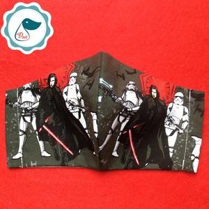 Egyedi szájmaszk - Star Wars felnőtt női és teenager szájmaszk - textil szájmaszk - egészségügyi szájmaszk (Pindiart) - Meska.hu