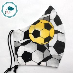 Egyedi arcmaszk - kiskamasz maszk - textil szájmaszk - egészségügyi szájmaszk - mosható szájmaszk (Pindiart) - Meska.hu