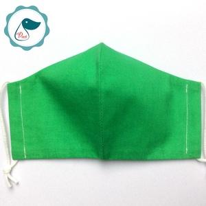 Egyedi egyszínű arcmaszk - felnőtt női és teenager maszk - textil szájmaszk - egészségügyi szájmaszk - Meska.hu