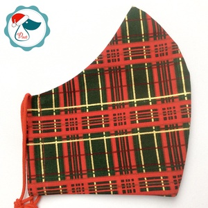 Egyedi karácsonyi maszk - kiskamasz arcmaszk - textil szájmaszk - egészségügyi szájmaszk - mosható szájmaszk, Maszk, Arcmaszk, Gyerek, Baba-és bábkészítés, Varrás, Egyedi, mintás, mosható, egészségügyi kiskamasz méretű szájmaszk 7-12 éves korig.\n\nA szájmaszk külön..., Meska
