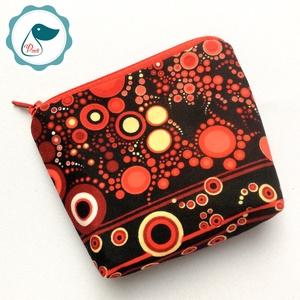 Egyedi mintás neszesszer - prémium designer táska kiegészítő - tároló, Táska & Tok, Neszesszer, Varrás, Meska