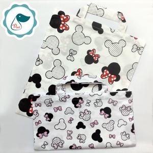 Szatyor - mintás  bevásárló táska  - egyedi bevásárló szatyor - textil szatyor - mosható szatyor - Meska.hu