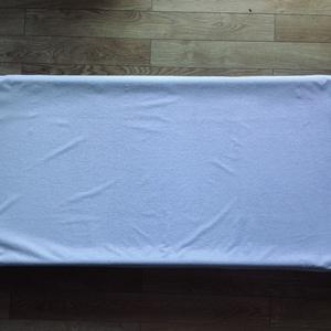 Vízhatlan lepedő óvodai fektetőre - fehér ovis  frottír vízhatlan lepedő - ovi- és sulikezdés - ovis zsák & ovis szett - ovis lepedő - Meska.hu