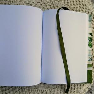 Zöld fűszeres receptkönyv (PinkPoppy) - Meska.hu