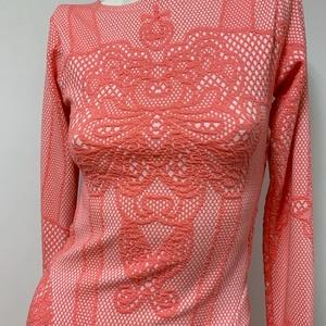 Mintás, jacquard ruha, Táska, Divat & Szépség, Ruha, divat, Női ruha, Ruha, Varrás, Akció!\n\nA ruha korábbi ára: 18500Ft volt, most a Tiéd lehet: 9500Ft-ért!\n\nA mintás, jacquard ruha, k..., Meska